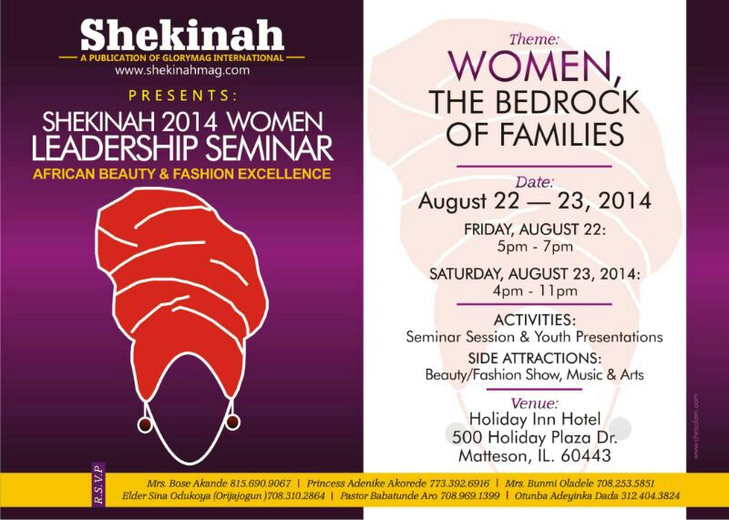 2014 Women conference