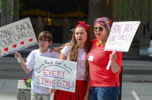 # Bring Back Our Girls - CHICAGO May 10, 2014-1