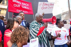 # Bring Back Our Girls - CHICAGO May 10, 2014-112