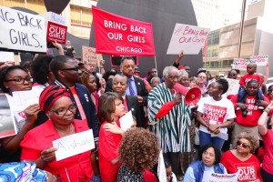 # Bring Back Our Girls - CHICAGO May 10, 2014-113