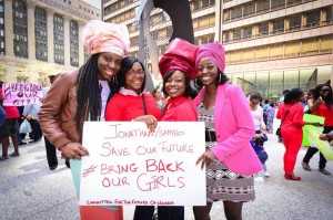 # Bring Back Our Girls - CHICAGO May 10, 2014-144
