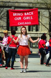 # Bring Back Our Girls - CHICAGO May 10, 2014-38