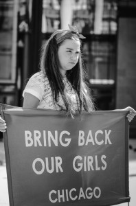 # Bring Back Our Girls - CHICAGO May 10, 2014-4