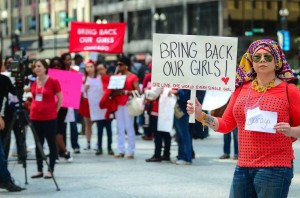 # Bring Back Our Girls - CHICAGO May 10, 2014-68