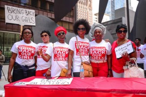 # Bring Back Our Girls - CHICAGO May 10, 2014-75